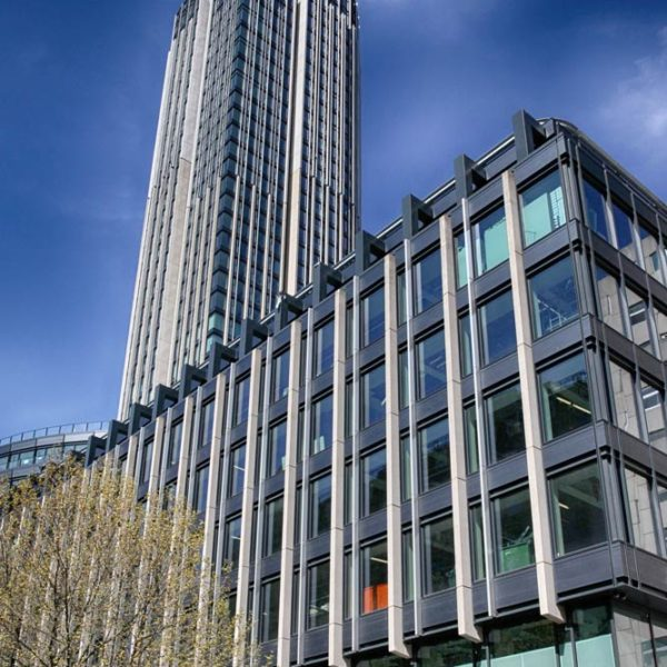 Grade 18 GRC, South Bank Tower, London