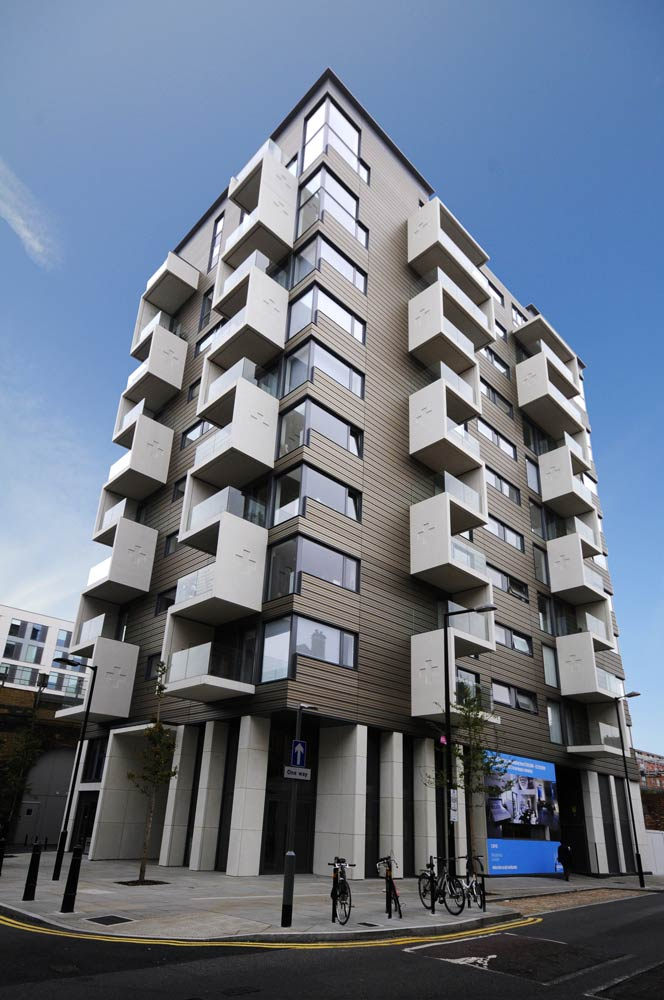 Grc Cladding Means What : Union street london gb architectural cladding products ltd