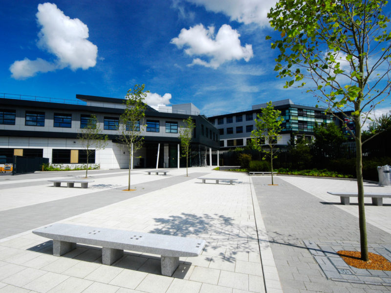 Burnley College, Lancashire